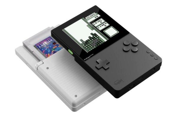 画像1: ゲームボーイ互換機「Analogue Pocket」アダプタお得価格 (1)