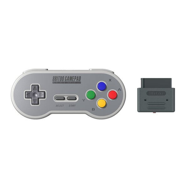 画像1: 8Bitdo SN30 Retro Set (1)