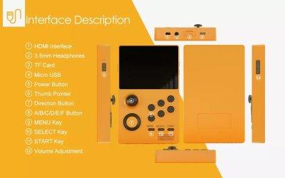 画像1: 携帯ゲーム機「Supretro」お得価格