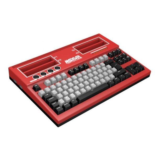画像1: MSXパソコン「MSXVR」特急便 (1)