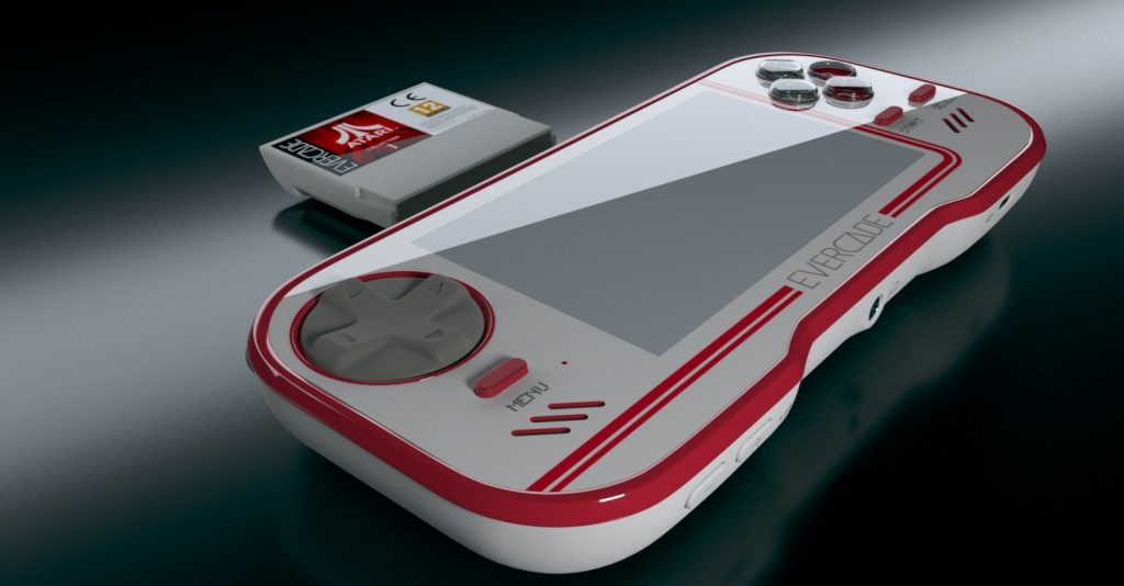 ff99ed040fb3f 画像3: 公認携帯レトロゲーム機「EVERCADE」お得価格